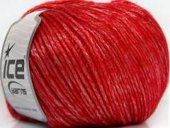 Silve shine - červená