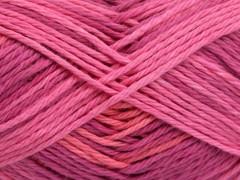 Sky bavlna - růžové odstíny