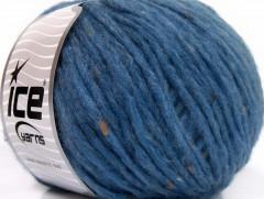 Softair tvíd - tmavě modrá