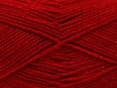 Star glitz - červená