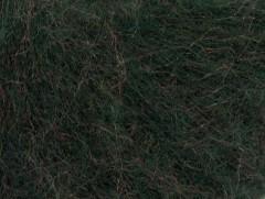 Superkid mohér komfort - tmavě zelená
