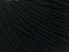 Superwash merino - černá