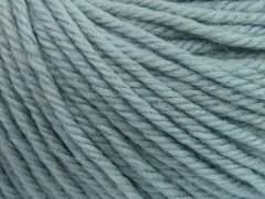 Superwash vlna bulky - světle modrá