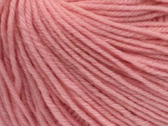 Superwash vlna - dětská růžová