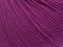 Superwash vlna - purpurová