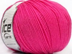 Superwash vlna - růžová