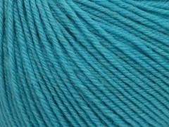 Superwash vlna - světle tyrkysová