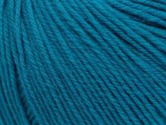 Superwash vlna - tyrkysová