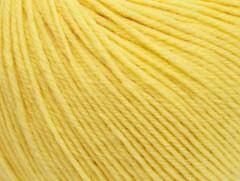 Superwash vlna - žlutá