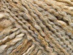 Tiger Alpaka - hnědokrémovošedá