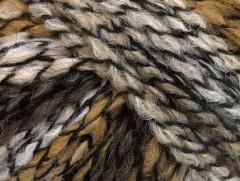 Tiger Alpaka - velbloudíkrémová