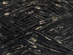 Tilt bavlna - černá melánž