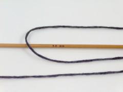 Tube bavlna fajn - antracitově černá