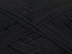 Tube bavlna fajn - černá