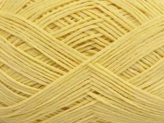 Tube bavlna fajn - světle žlutá