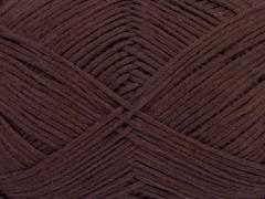 Tube bavlna fajn - tmavě kaštanová