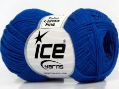 Tube bavlna fajn - tmavě modrá