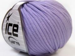 Tube bavlna - světle fialová