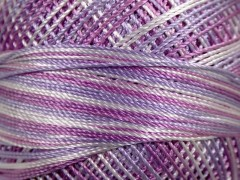 Tulip - fialovobílá