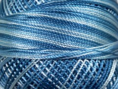 Tulip - modré odstíny