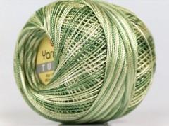 Tulip - zelené odstíny