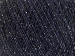 Viskóza metalická komfort - námořnickástříbrná