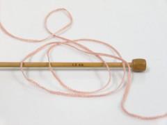 Viskóza ribbon šajn - starorůžová