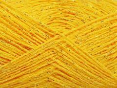 Viskóza Stella - žlutozlatá
