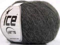Vlna comfort superfajn - antracitově černá