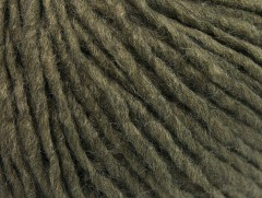 Vlna cord aran - khaki