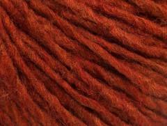 Vlna cord aran - měděná