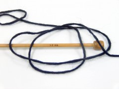 Vlna cord aran - námořnická 1