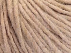 Vlna cord aran - pudrově růžová