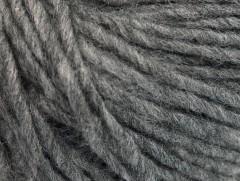 Vlna cord aran - šedá 1