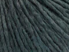 Vlna cord aran - šedá 2