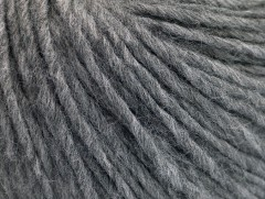 Vlna cord aran - šedá