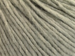 Vlna cord aran - světle šedá 1