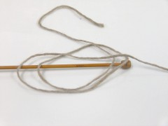 Vlna cord aran - velbloudí 2