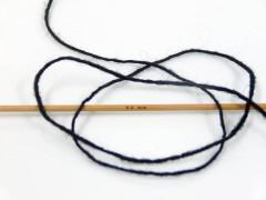 Vlna Cord light - černá