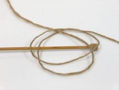 Vlna Cord light - hnědé odstíny 1