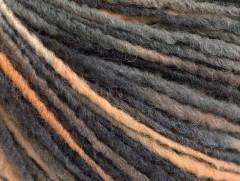 Vlna Cord light - šedolososová