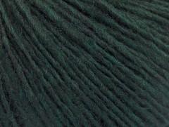 Vlna Cord light - tmavě zelená