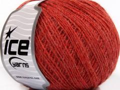 Vlna cord sport - rajčatovo červená
