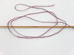 Vlna cord sport - světle kaštanová