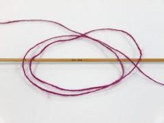 Vlna cord sport - tmavě fuchsiová