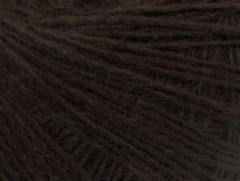 Vlna cord sport - tmavě hnědá 4