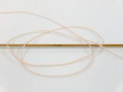 Vlna cord sport - tmavě krémová 1