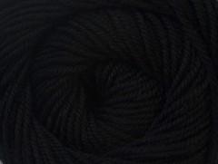Vlna de luxe - černá