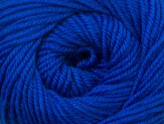 Vlna de luxe - královská modrá