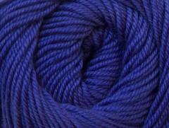Vlna de luxe - purpurová